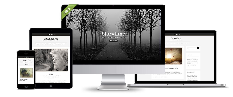 Free Storytime Theme